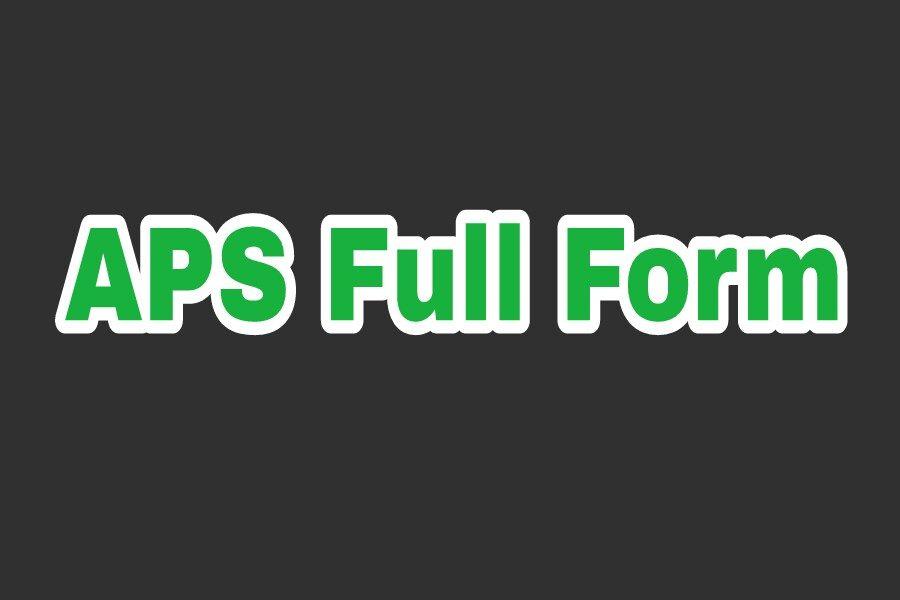 aps-full-form-1190556