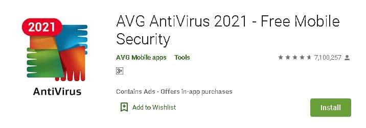 वायरस हटाने वाले एप डाउनलोड करें. Best Antivirus Virus Apps
