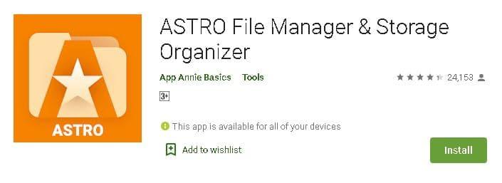 फाइल मैनेजर जैसे एप डाउनलोड करें. 10 Best Free File Manager Apps for Android 2021