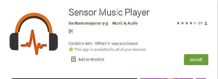ऑडियो म्यूजिक प्ले करने वाले एप डाउनलोड करें. Top 10 Music Player Android app